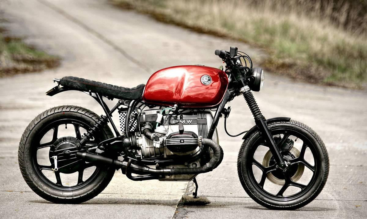 Bmw R80 Rt Monolever Espiat Moto